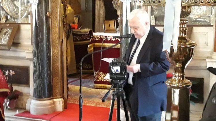 Ο πανηγυρικός του κ.Αλέκου Παπαδόπουλου στη δοξολογία για την επέτειο της ορκομωσίας του Ιω. Καποδίστρια